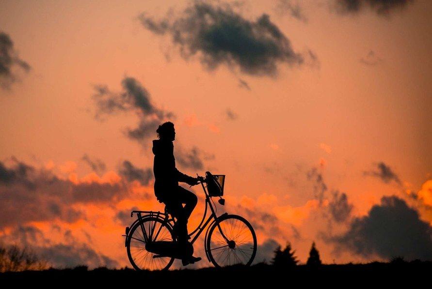 Hoeveel calorieën verbrand je met fietsen