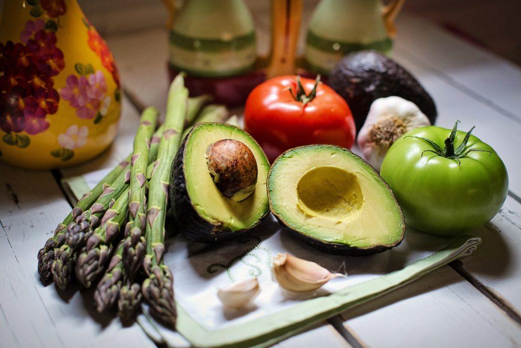 Plantaardige voeding groenten