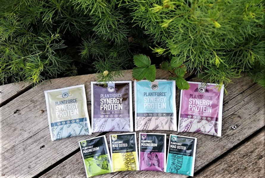 Plantforce proteïne poeder