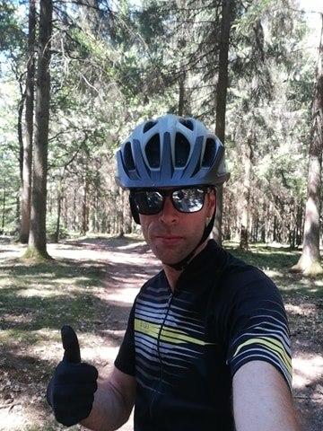 Mountainbiken in Houffalize