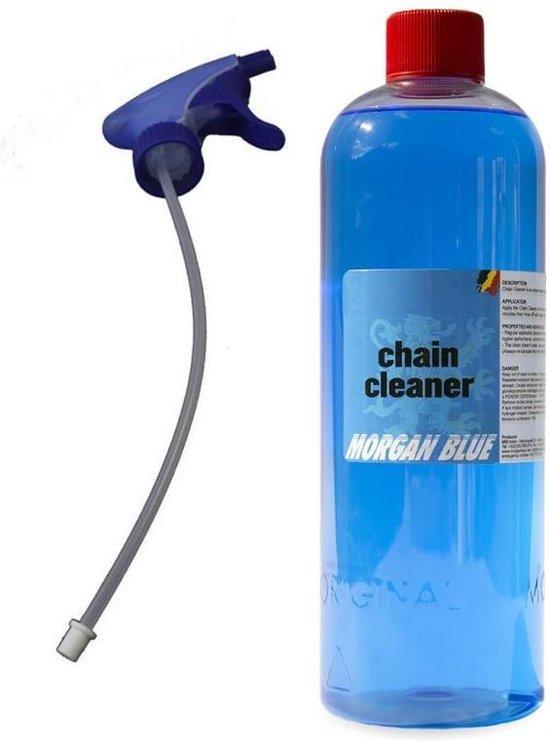 Morgan blue ontvetter