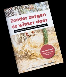 cover e-book zonder zorgen de winter door