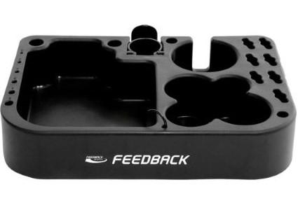 Feedback sports tool tray