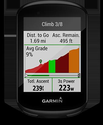Garmin-Edge-830-climb-pro