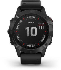 Garmin Fenix 6X pro multisporthorloge met gps en hartslagmeter