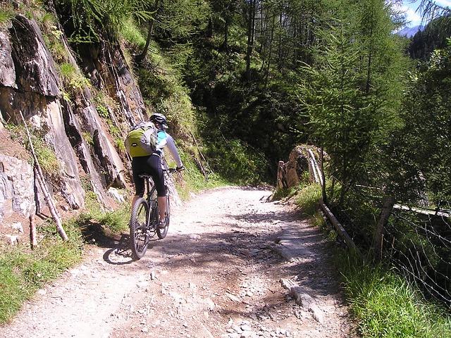 Mountainbike vakantie in de bergen