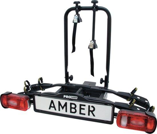 Pro-user amber fietsendrager