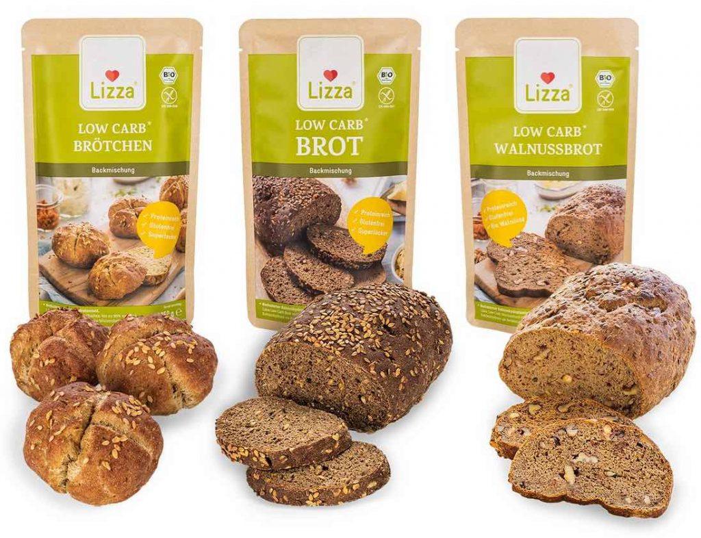 Lizza bread and spread