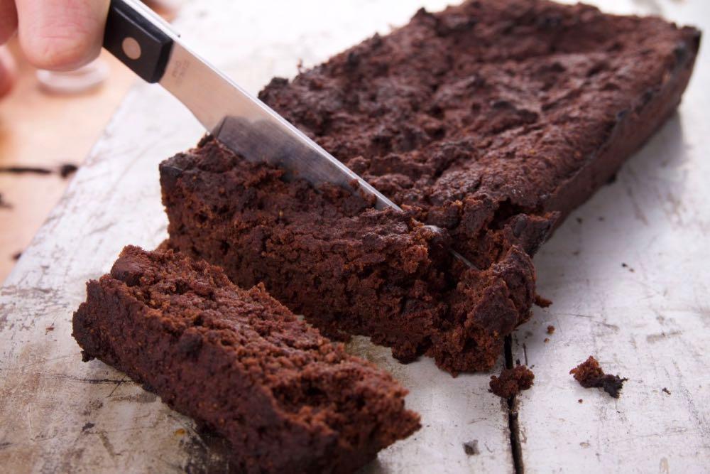 Lizza low carb brownie