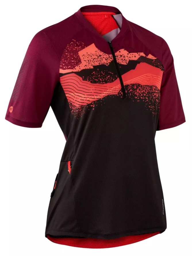 Rockrider ST500 mtb shirt dames