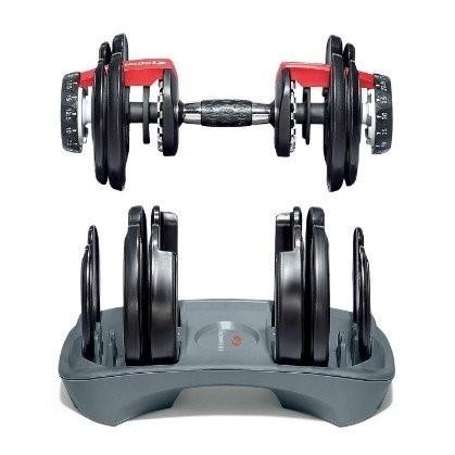 Bowflex SelectTech verstelbare dumbbells