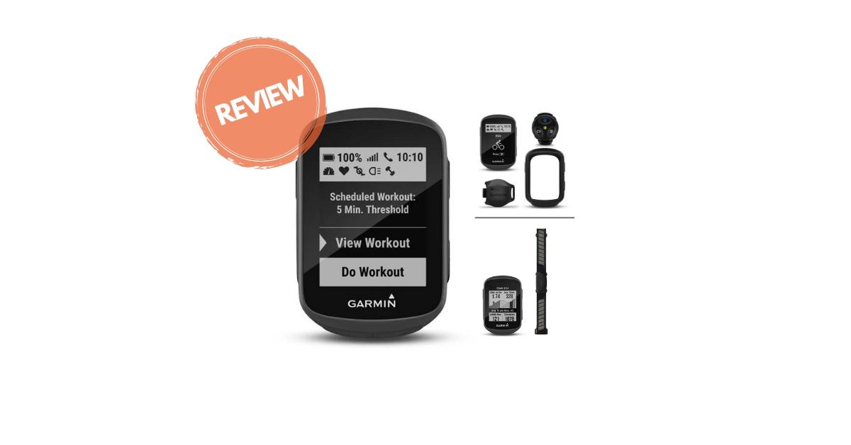 Garmin Edge 130 Plus Review