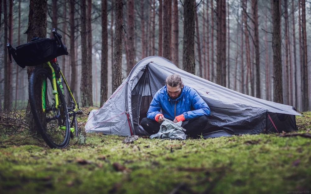 beste bikepacking tent