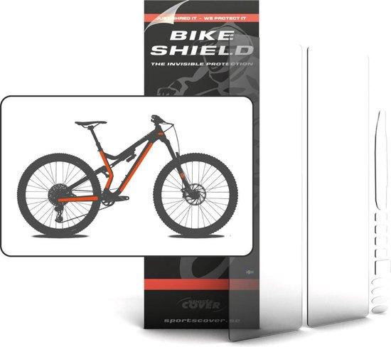Bikeshield full pack mtb framebescherming