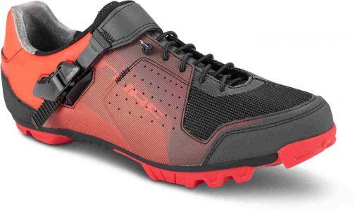 Cube MTB Peak Pro red/black mtb schoenen voor dames