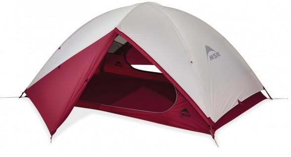 MSR Zoic bikepacking tent