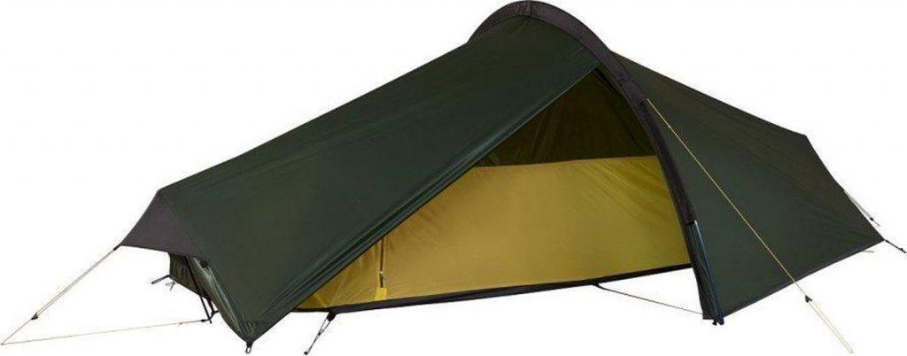 Terra Nova Laser competition bikepacking tent voor 2 personen