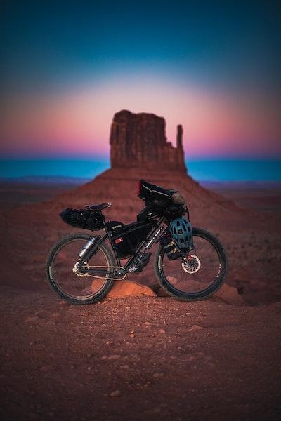 Bikepacking met de mountainbike