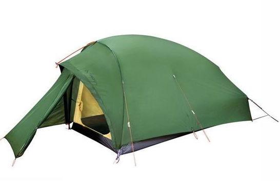 Vaude Taurus bikepacking tent