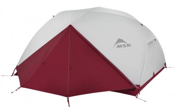 MSR Elixir bikepacking tent