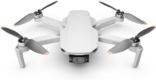 DJI Mini 2 drone met camera