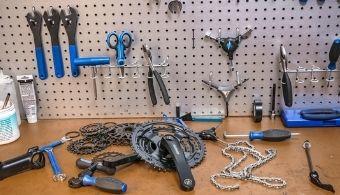 Mtb fiets gereedschap