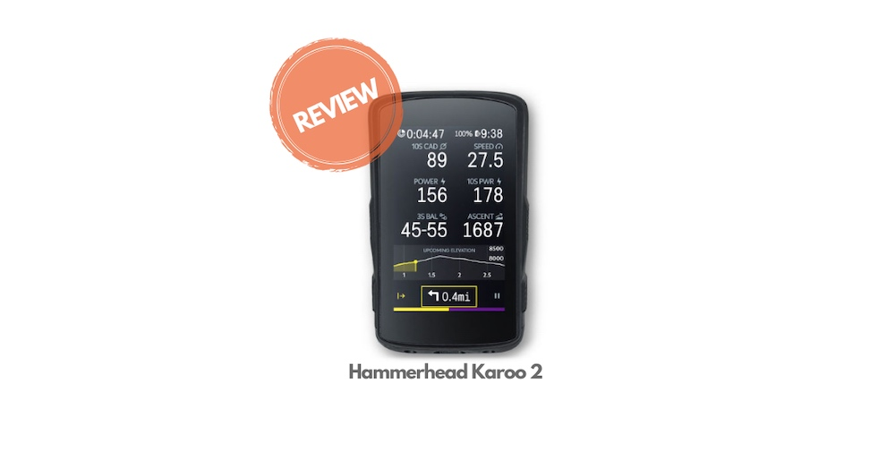 Hammerhead Karoo 2 fietsnavigatie kopen