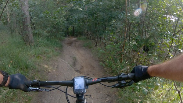 Frans Claes mountainbikeroute