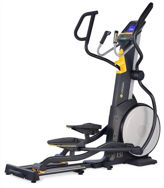 LifeSpan Fitness E5i crosstrainer