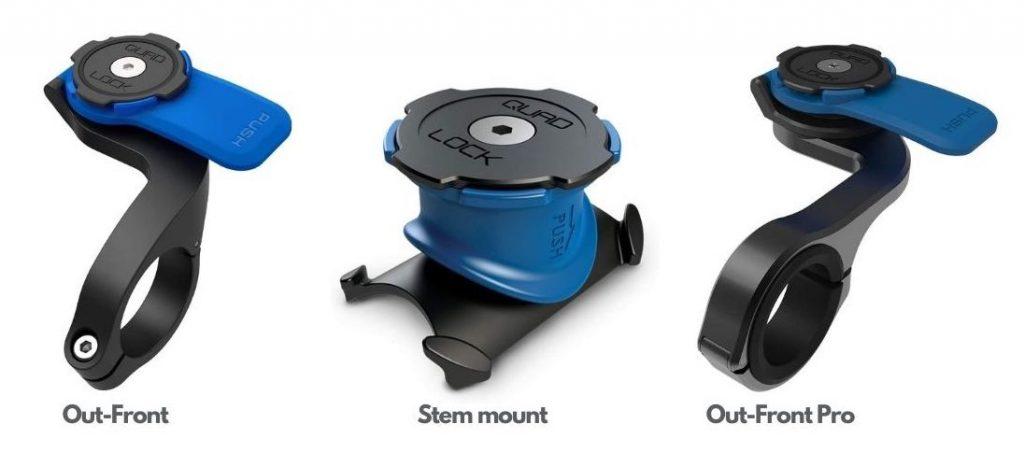 Quad Lock mounts