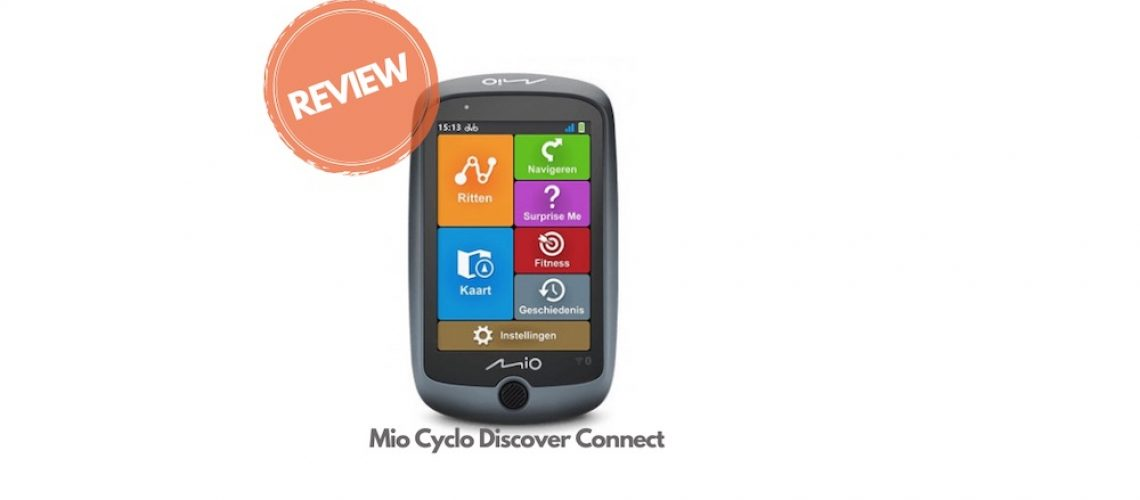 Mio Cyclo Discover Connect review