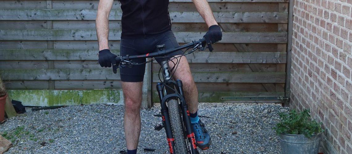 Zomerhandschoenen mountainbike